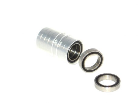 1/2 x 3/4 Rubber Sealed Ball Bearings (10) R1212-2RS