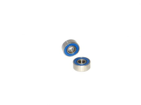 3/16 x 1/2 Rubber Sealed Ceramic Ball Bearings (2) R3-2RS/C