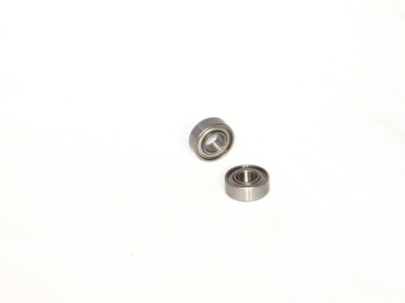 5x11 Metal Shielded Ceramic Ball Bearings (2) 5x11x4 MR115-ZZ/C