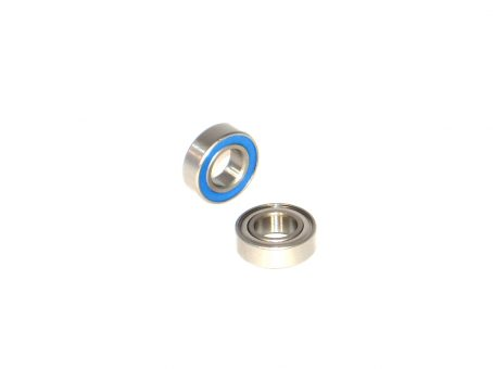 8x16 Dual Shield Ceramic Ball Bearings (2) 8x16x5 688-RZ/C