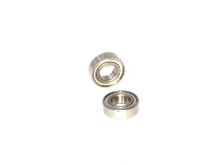 8x16 Metal Shielded Ceramic Ball Bearings (2) 8x16x5 688-ZZ/C